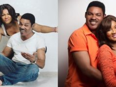 Omotola and husband celebrate 23rd wedding anniversary