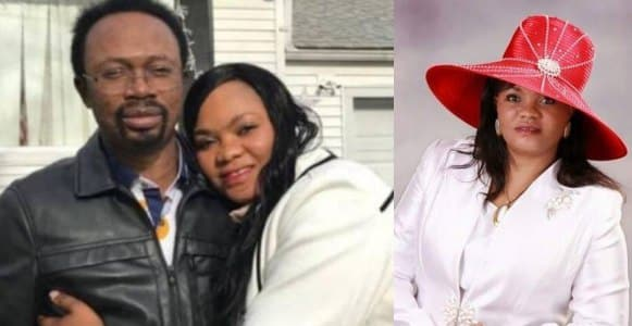 Infidelity scandal: Pastor Iginla's estranged wife, Yemisi, breaks her silence.