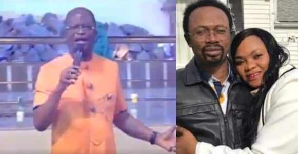 Pastor, Moses Alu, blasts Joshua Iginla over his adultery confession (video)