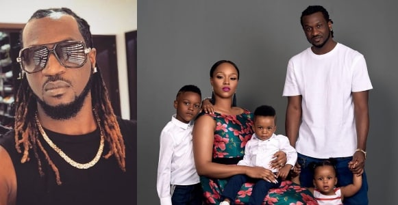 Paul Okoye and wife, Anita, celebrate their 5th wedding anniversary