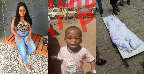 Photos of victims killed in Lagos school building collapse