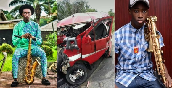 Potholes killed my son – Nigerian dad laments on Facebook
