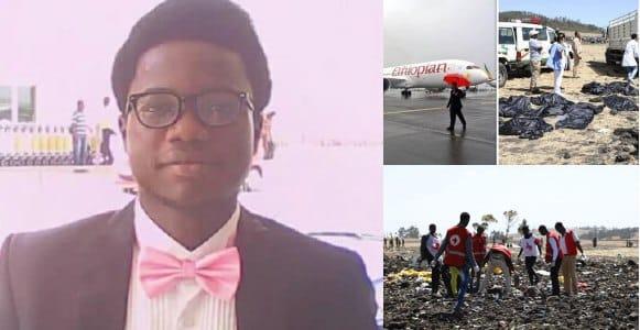 Prophet Cosmos Affran predicted Ethiopian Airline crash in February