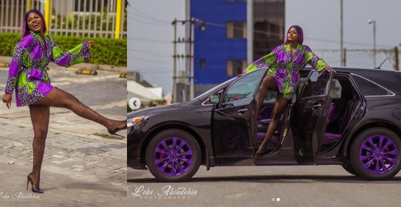 Rare beautiful photos of Alex after Cee-c revealed that she slept with Tobi