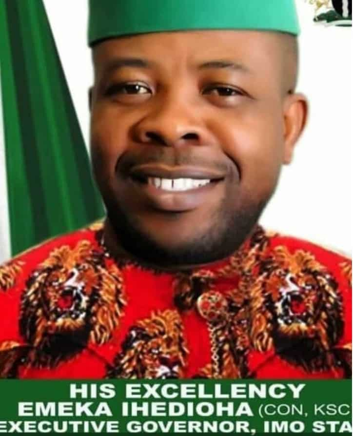 Okey Bakassi, Emeka Ihedioha