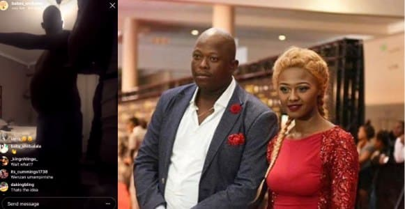 South African singer Babes Wodumo abused on Instagram Live by boyfriend
