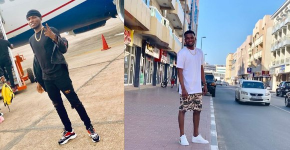 'This time last year, I had no international passport, But now Dubai be like backyard' - Singer Victor Ad