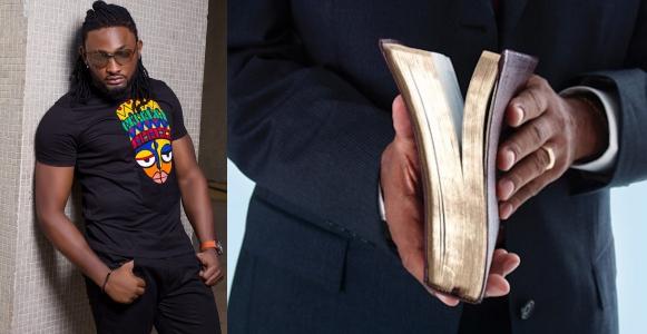 Uti Nwachukwu reveals why he hates African pastors