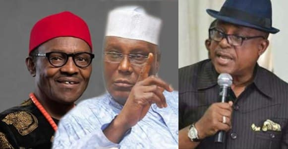 'We have assembled more than 18 lawyers to challenge election results'  – PDP chairman, Uche Secondus