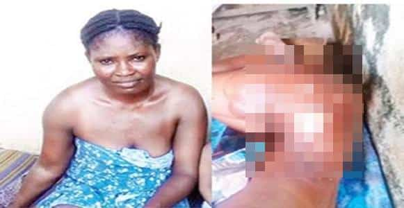 Woman pours hot water on neighbour for greeting her husband