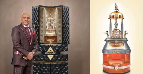 World's most expensive perfume that cost ₦471 million launched in Dubai