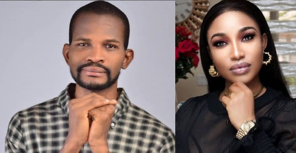 ''You are not a wife material'' – Uche Maduagwu slams Tonto Dikeh
