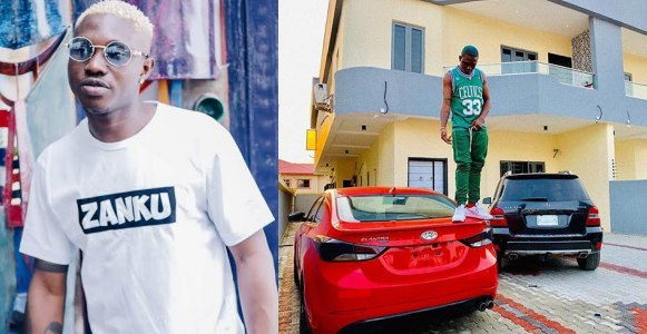 Zlatan buys himself two new cars and a house  (Photo)