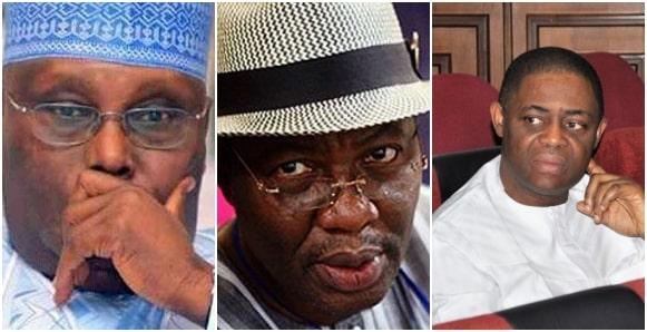 Femi Fani Kayode, Gbenga Daniel, Atiku, PDP