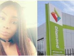 Lady calls out Diamond bank as her 75-year-old mum is defrauded of N4.8M