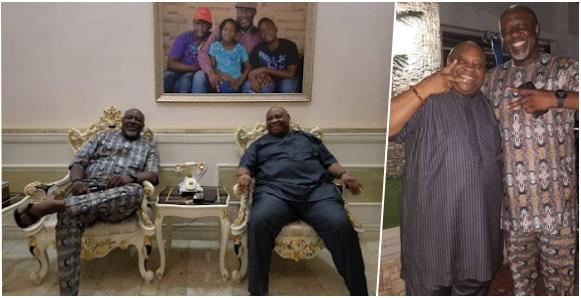 Ademola ADELEKE, Dancing Senator, Dino Melaye