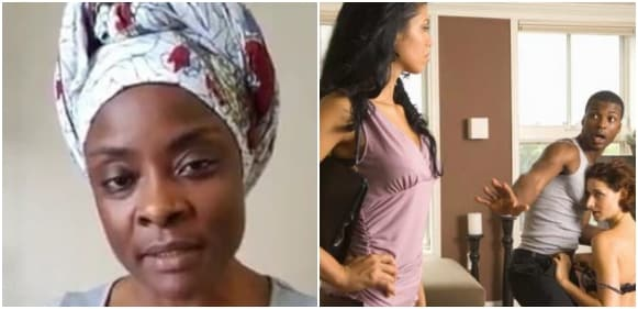 See how a U.S-based woman dealt with her cheating Nigerian husband