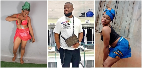 I Want To Have Sex With Hushpuppi Before My Marriage - Slay Queen Cries Out