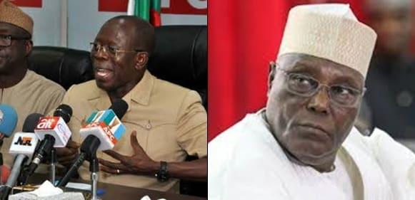 How 'APC Guys' collected Atiku's dollars but voted Buhari – Oshiomhole reveals