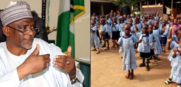 FG to jail parents who refuse to enrol children in school