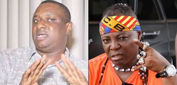 Festus Keyamo reacts to Charly Boy's allegation that he paid for Atiku diss song