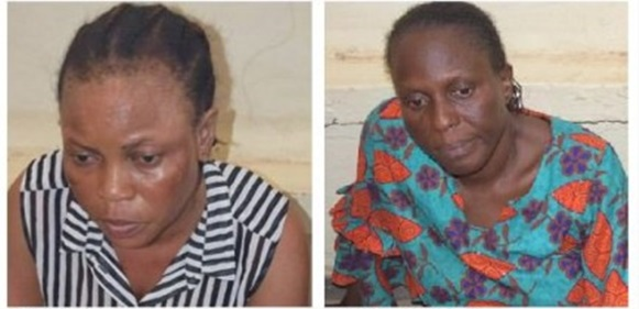 Nurses Arrested For Allegedly Selling Baby For N350,000