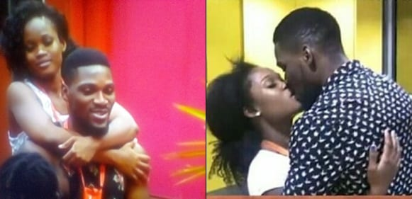 BBNaija Reunion: Tobi and CeeC romantically talk about their first kiss in the house
