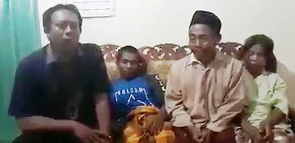 Widower forced to show his manhood to friends and officials after his wife's death was blamed on his large genitals