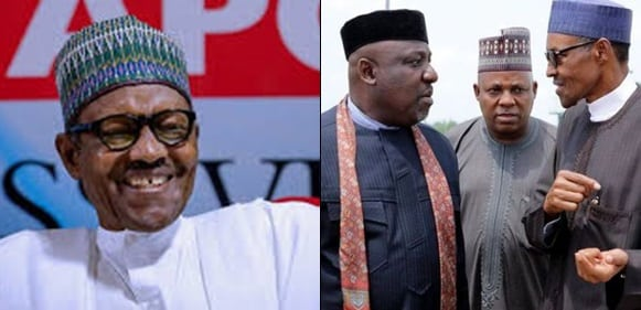 Buhari And APC Have Now Thrown Okorocha Away Like A Used Sanitary Pad- Reno Omokri