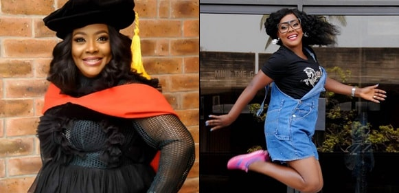 Helen Paul becomes the First Nigerian Stand-up Comedian to Bag Ph.D