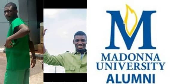 Lady accuses Madonna University of locking up her brother for criticizing lecturers