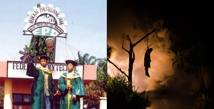 Offa Poly student commits suicide over handout sales