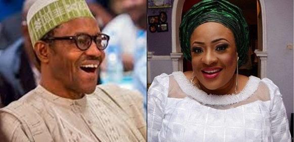 We'll force Buhari to pay attention to Nollywood –Foluke Daramola-Salako