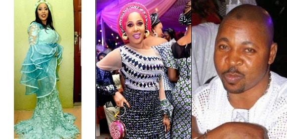 MC Oluomo Celebrates Wife, Aisha's Birthday