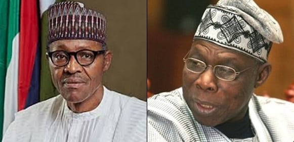 Buhari snubs Obasanjo's 82nd birthday