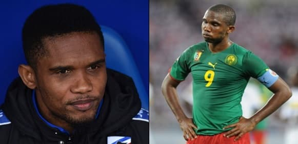 Samuel Eto'o In Messy Paternity Lawsuit Puzzle