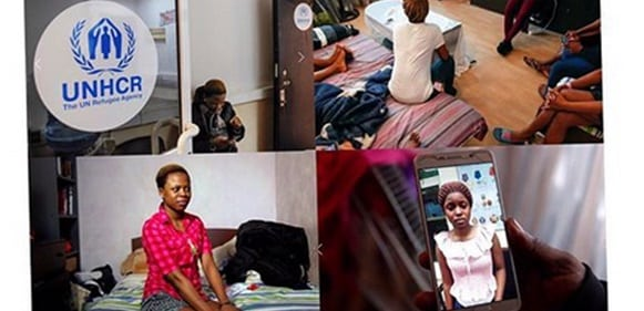 Image result for Nigerian Girls Tricked Into Sex Slavery During Russia World Cup Rescued