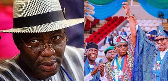PDP's Gbenga Daniel Directs Supporters To Vote For Ogun APC Candidate