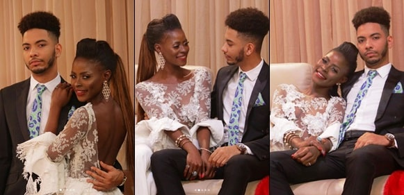 Bbnaija's Khloe Married And Expecting A Child With Kbrule