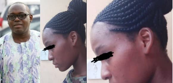 Nigerian dad vows to fight to the end after his daughter is forced to losen her braided hair in university