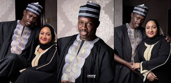 Ali Nuhu Shares Photo To Celebrate 16th Wedding Anniversary With Wife