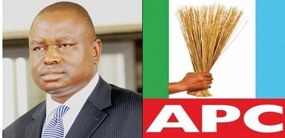 BREAKING: Enugu APC Guber Candidate, Ayogu Eze Boycotts Polls