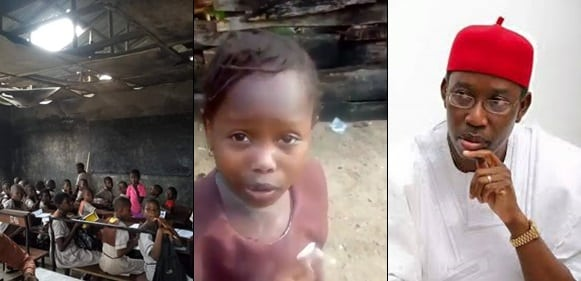 Delta state govt to sanction school heads over viral video of little girl sent home because school fees