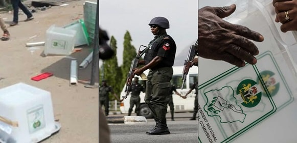 Thugs in fake Police, Army uniforms shoot, attempt ballot box snatching in Kogi