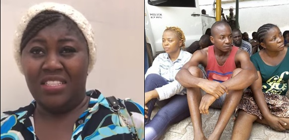 Woman explains why she stripped a woman naked and flogged her for sleeping with her sister's husband