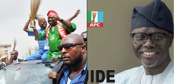 Sanwoolu wins his polling unit