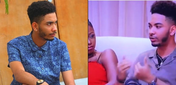 Moment BBNaija's  Kbrule revealed his mom has been battling cancer