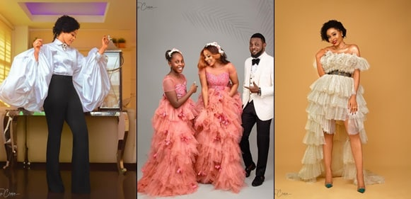 AY Makun's wife, Mabel, shares photos as she turns a year older