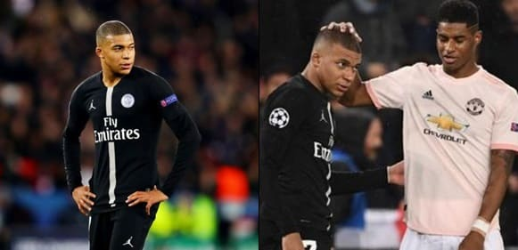"""I Haven't Been Able To Sleep, Since Loss To Man United""- Mbappe"