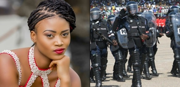 Ghanaian policemen sleep with Nigerian prostitutes as young as 15